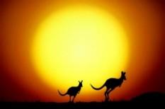 ausztrália, recesszió, válság