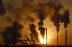 klímaváltozás, levegő