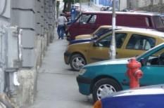 mobil, parkolás, telenor