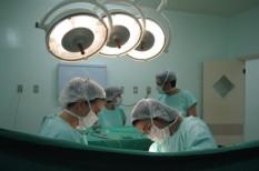 kórház, orvosok, technológia