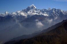 hegyvidék, himalája, környezetvédelem, szemét