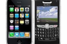 blackberry, htc, iphone, mobil, mobilpiac, okostelefon
