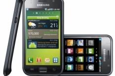 mobil, samsung, teszt