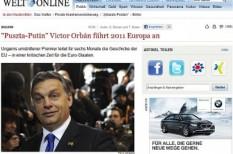 kritika, orbán