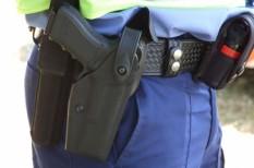 rendőrség, törvény, zavargás