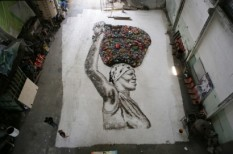 brazília, film, hulladékkezelés, szegénység