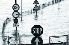 árvíz, katasztrófa, klímaváltozás, természeti katasztrófa