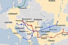 déli áramlat, eu, gázvezeték, nabucco, oroszország