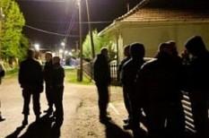 konfliktus, rendőrség, roma, szélsőjobb
