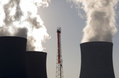 gyár, kibocsátás, környezetvédelem, technológia