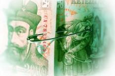 árfolyam, deviza, euró, export, forint