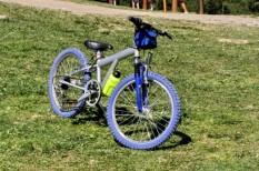 egészség, kerékpár, szabadidő