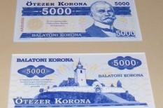 balaton, helyi pénz, pénzhelyettesítő