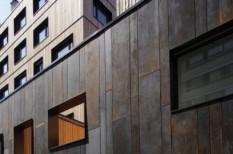 fenntartható építészet, fenntartható település, franciaország, lakás, passzívház