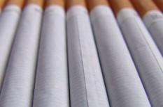 bírság, cigaretta