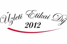 etika, üed2012, üzleti etikai díj