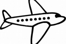 nyaralás, repülés, utazás