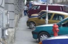 mobil, parkolás