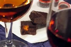bor, csokoládé