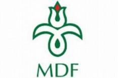 mdf, parlament