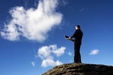 felhő számítástechnika, online tárhely, szerver