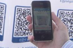 mobilbank, mobilfizetés, qr kód