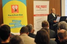 fenntarthatósági csúcs, juhász árpád, PP konferencia
