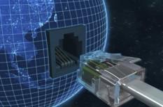 ausztrália, hálózat, projekt, üvegszálas internet