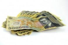 bankjegy, nő, pénz