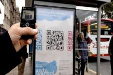 marketing, qr kód, turizmus