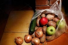 élelmiszer, piac, szupermarket, vásárlói szokások