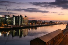 adó, írország, környezetterhelés
