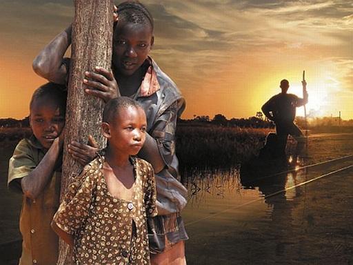 afrikai vándorok