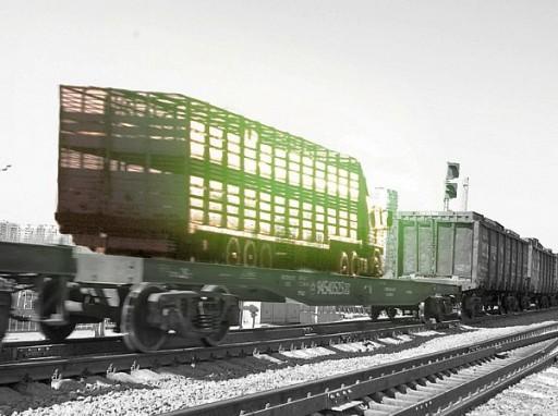 Versenyképes lehetne a környezetbarát kombinált szállítás - Kép: SXC
