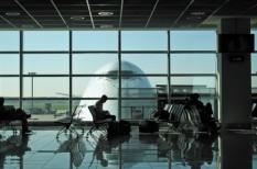 kiürítési gyakorlat, repülőtér, smart rendszer, védelem
