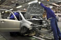 autógyártás, befektetés, befektetői kockázatok, eurózóna, németország, üzleti bizalom