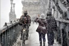 környezetbarát, tél