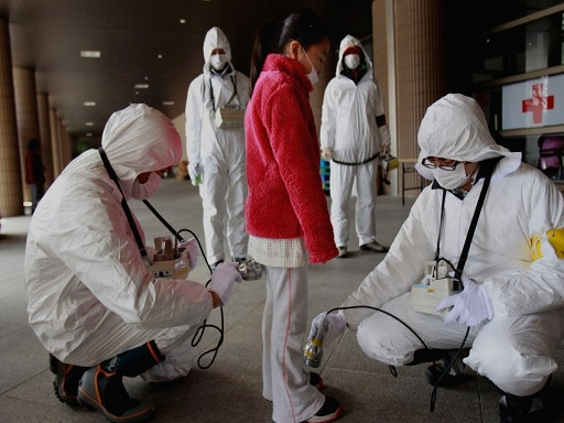 Japan Earthquake Endangered Lives