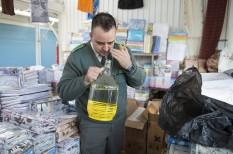 élelmiszerbiztonság, kiskereskedelem, nagybani piac