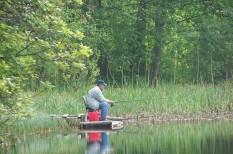 állami horgászjegy, digitális átállás, horgászat