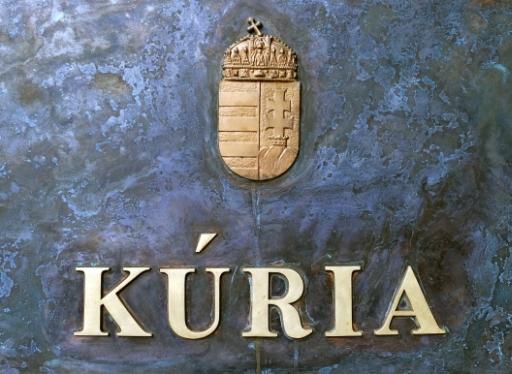 Jog - A Kúria épülete
