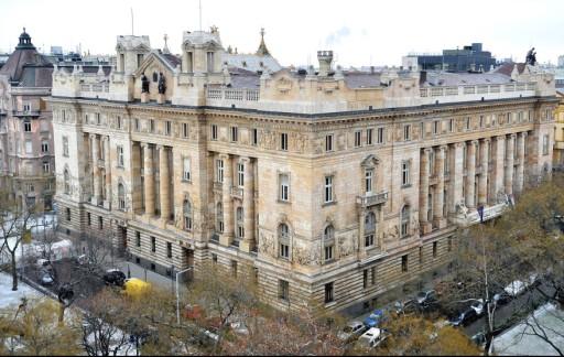 A Magyar Nemzeti Bank épülete (Kép: MTI)