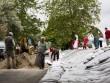 Árvíz - Védekezés a Szentendrei-szigeten
