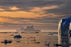 arktisz, klímaváltozás, üvegházhatás