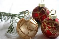 ajándék, család, karácsony, költségek, ünnep, vásárlás