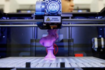 3D-s nyomtatás, it a cégben, technológia