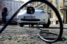 alternatív üzemanyag, elektromos autók, klímavédelem