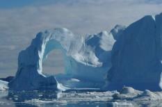 jégolvadás, klímaváltozás, nasa, tengerszint-emelkedés, tudomány