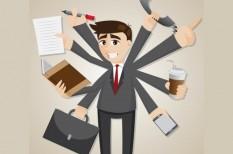 hatékony cégvezetés, hatékonyságnövelés, időgazdálkodás, koncentráció
