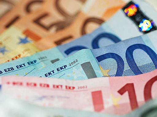 eurók egymáson